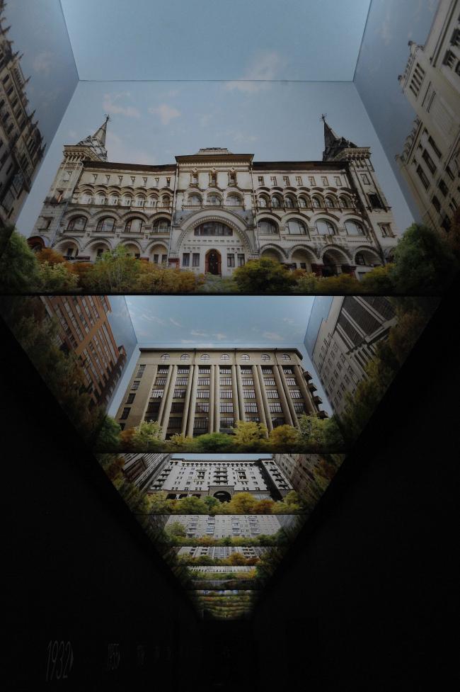Выставка Moskva: urban space © Moskvaproject.com