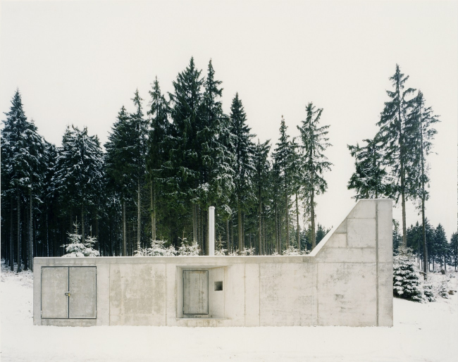 Refuge on Fichtelberg, AFF Architekten. Фотография предоставлена организаторами