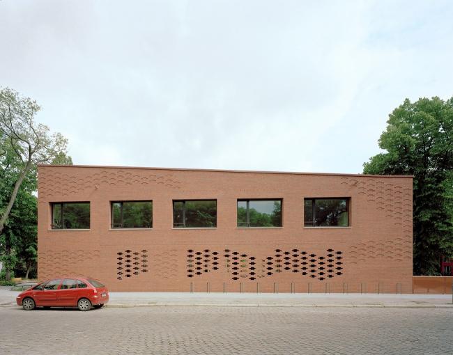 Ludwig Hoffmann elementary school, AFF Architekten. Фотография предоставлена организаторами