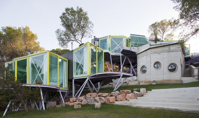 House in Never never land, Andres Jaque Architects. Фотография предоставлена организаторами