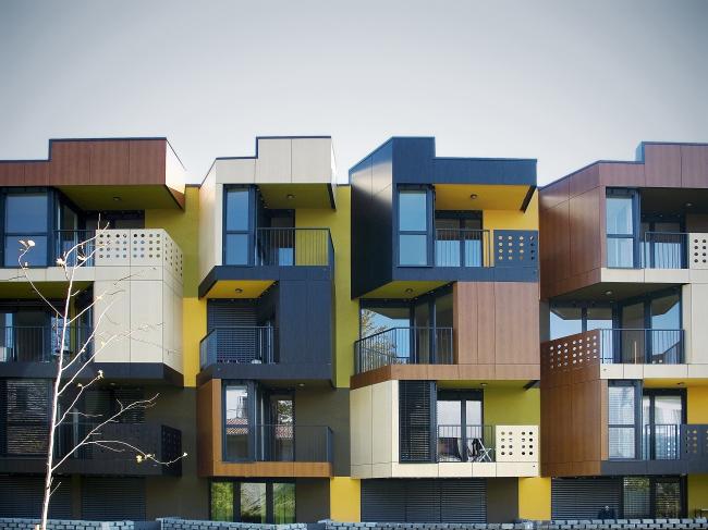 Tetris appartments, OFIS. Фотография предоставлена организаторами