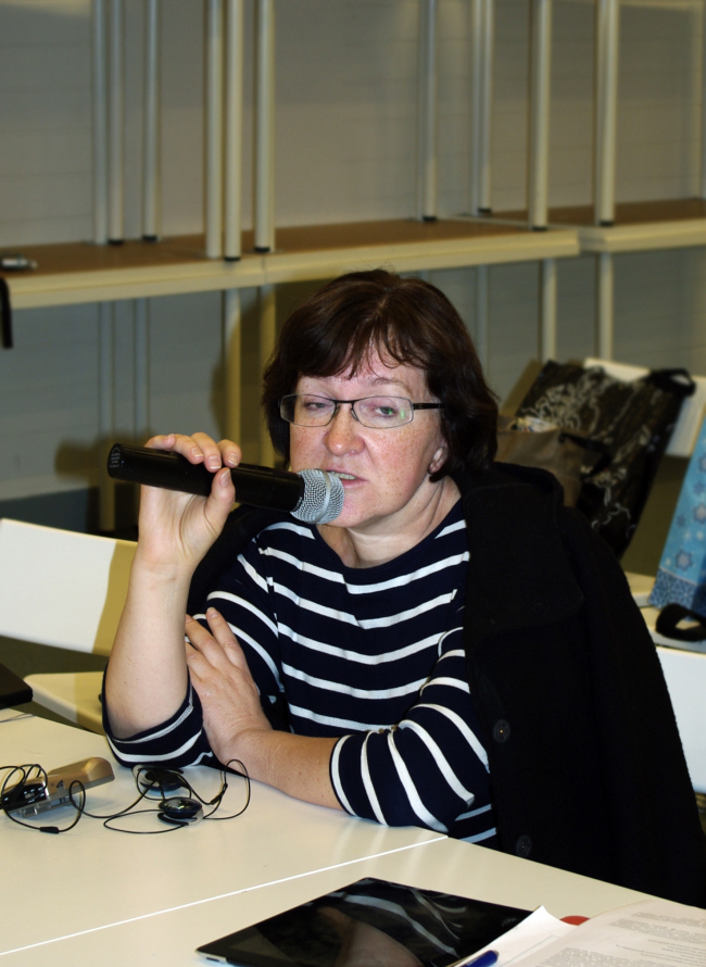 Елена Гонсалес. Фотографи Аллы Павликовой