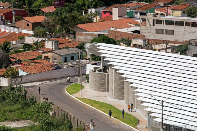 Спорткомплекс Arena do Morro © Leonardo Finotti