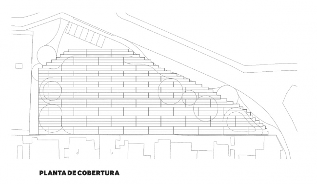 Спорткомплекс Arena do Morro © Herzog & de Meuron