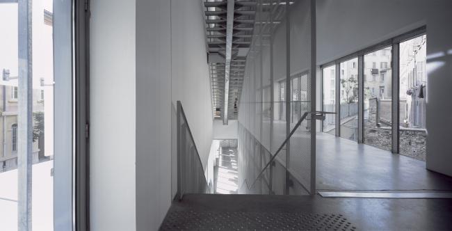 Здание FRAC Прованс – Альпы – Лазурный Берег © Erieta Attali