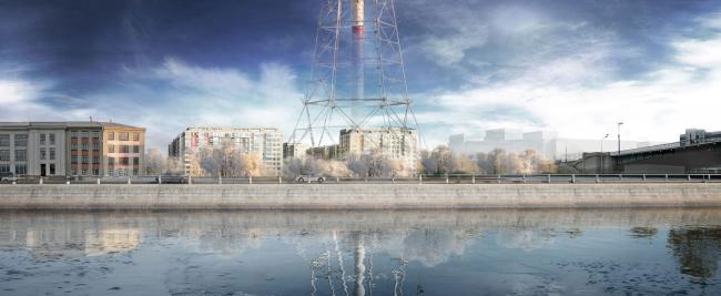 """Жилой комплекс «Skandi Klubb», 1 очередь. Проект, 2013 © А.Лен совместно с """"Semren & Mansson"""""""