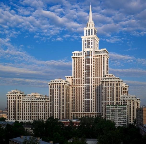 Триумф-палас, 2006. Фотография: liveinternet.ru, michonok