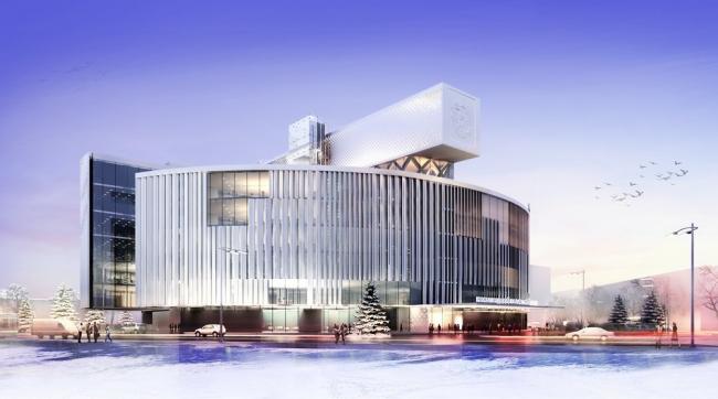 Здание Нижегородского областного суда © «А.Лен»