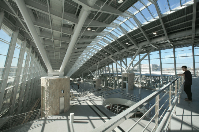 Вокзал «Олимпийский парк» © Маргарита Явейн
