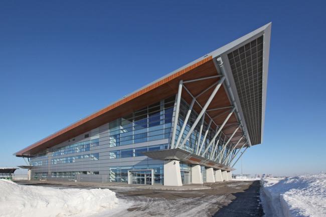 """Ferry terminal. Terminal #1 © """"A.Len"""""""