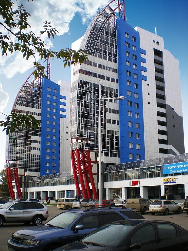 Жилой комплекс «Фрегат [NEO]». Фотография предоставлена ГК «Алютех»