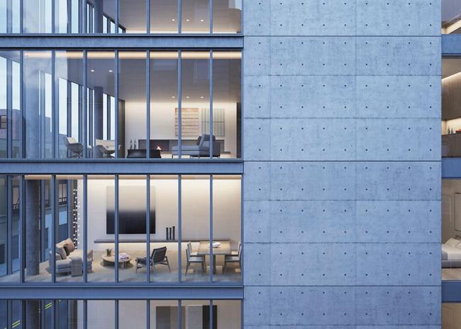 Визуализация нового проекта Тадао Андо © Tadao Ando