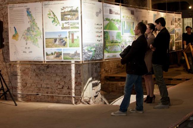 Вид экспозиции во флигеле «Руина» Музея архитектуры им. А.В. Щусева. Фото предоставлено Музеем архитектуры