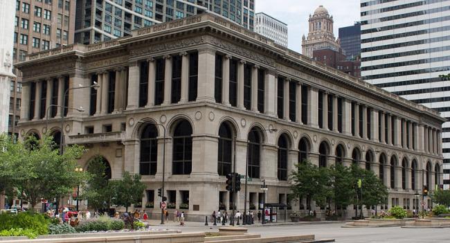 Культурный центр Чикаго, площадка для новой архитектурной выставки