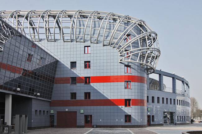 Чижовка-Арена. Фотография предоставлена ГК «Алютех»