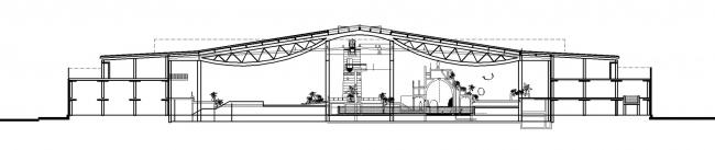 Аквапарк «Вотервиль» © Архитектурное бюро «А.Лен»
