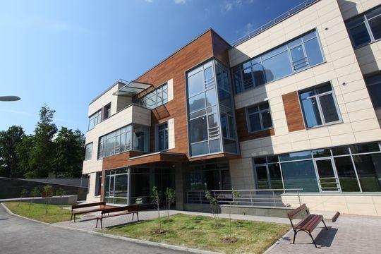Малоэтажный жилой комплекс Lake House © Архитектурное бюро «А.Лен»