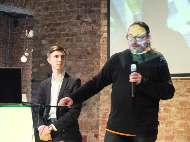 Максим Шпаковский и Данияр Юсупов. Фотография ©  Алена Кузнецова.