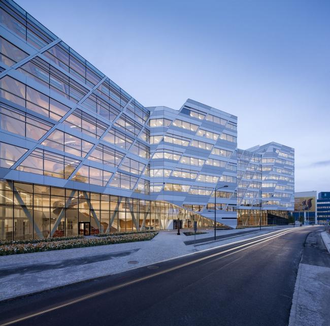 Штаб-квартира Swedbank © Adam Mõrk