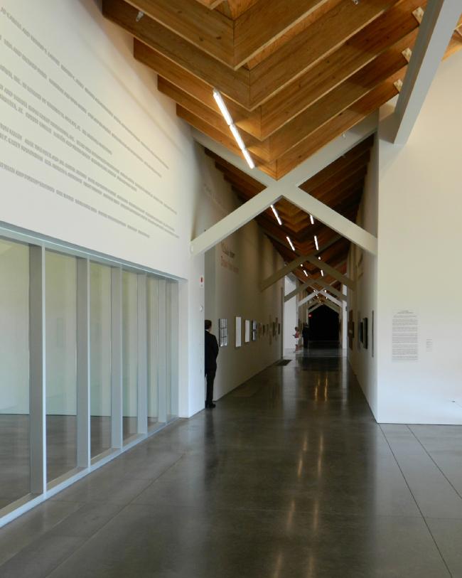 Музей искусств Пэрриша © Paul Clemence