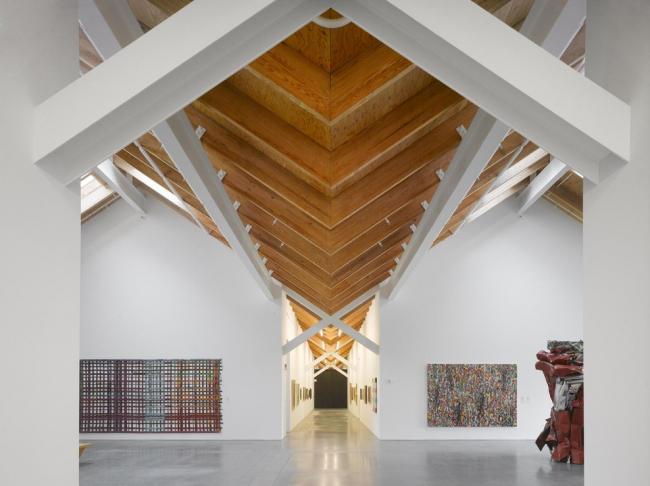 Музей искусств Пэрриша © Roland Halbe