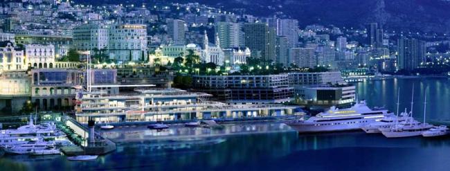 Яхт-клуб Монако © Foster + Partners