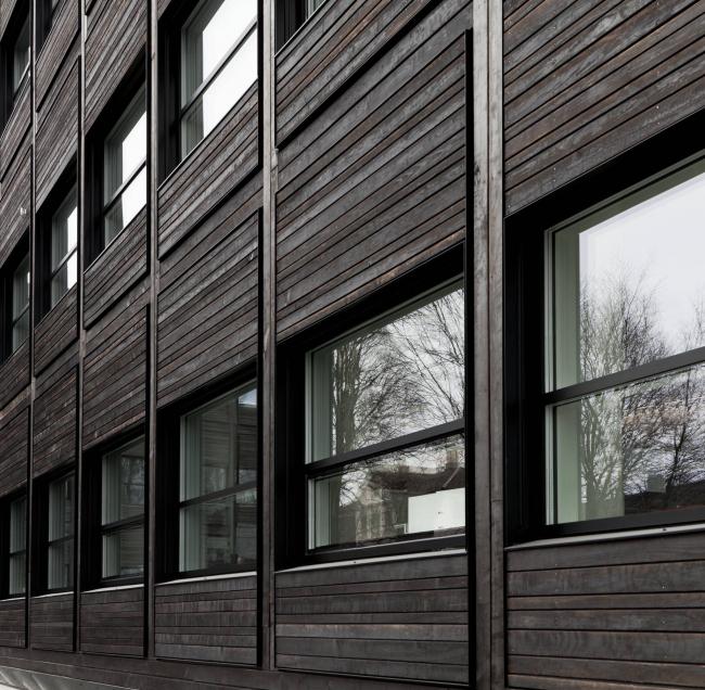 Комплекс Powerhouse Kjørbo © Chris Aadland & Ketil Jacobsen
