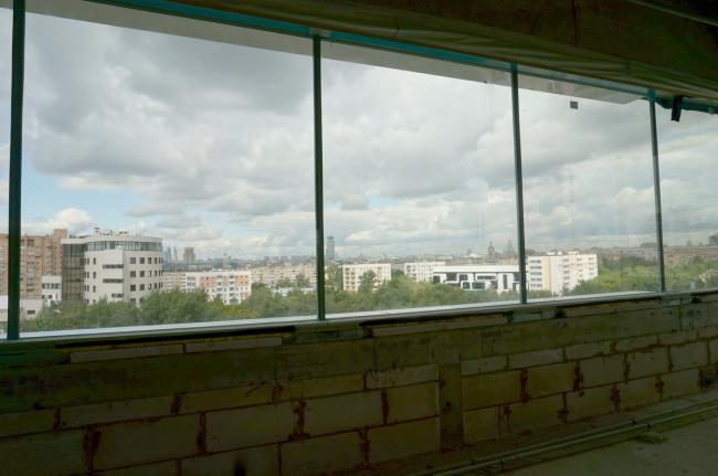 Бизнес-центр Dominion Tower. Фото © Наталья Коряковская