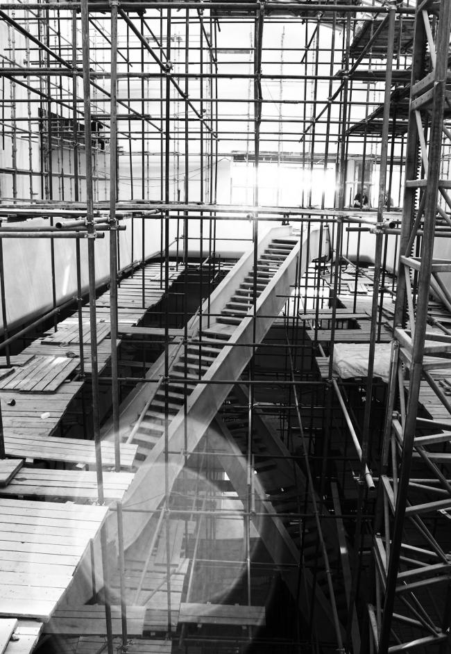 Бизнес-центр Dominion Tower. Фото предоставлено Archipeople Agency