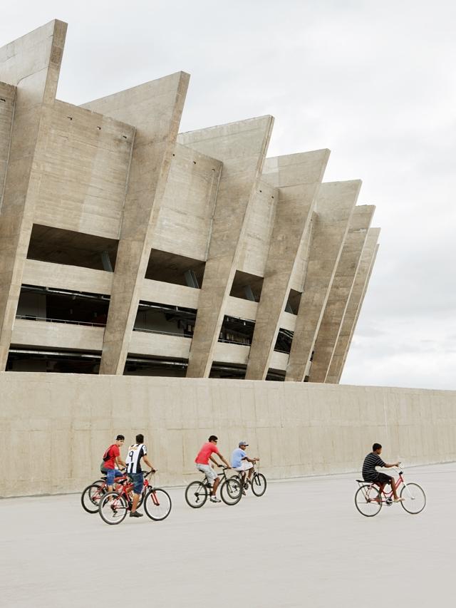 Стадион Mineirão © Marcus Bredt