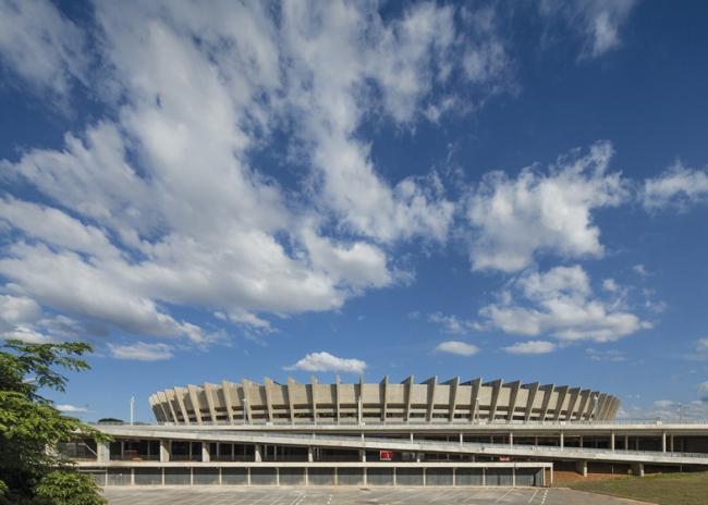 Стадион Mineirão © Leonardo Finotti