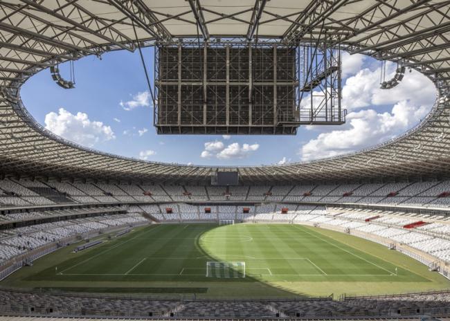 Стадион Mineirão © Joana França