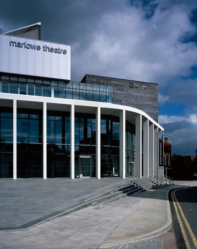 Театр Марло © Helen Binet