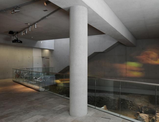 Novium – окружной музей Чичестера © David Grandorge