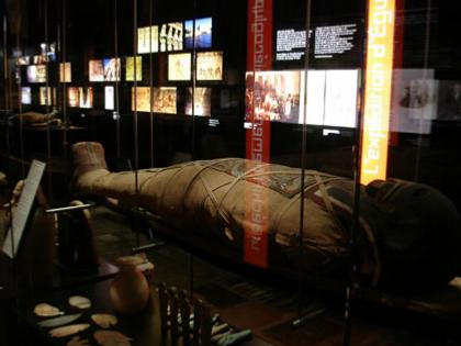 Музей Шампольона и письменности мира. Мемориальный зал Шампольона