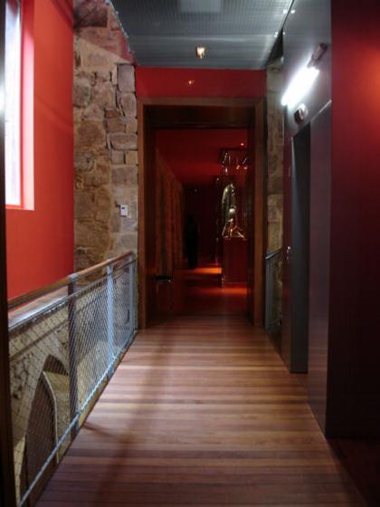 Музей Шампольона и письменности мира. Лестничная клетка