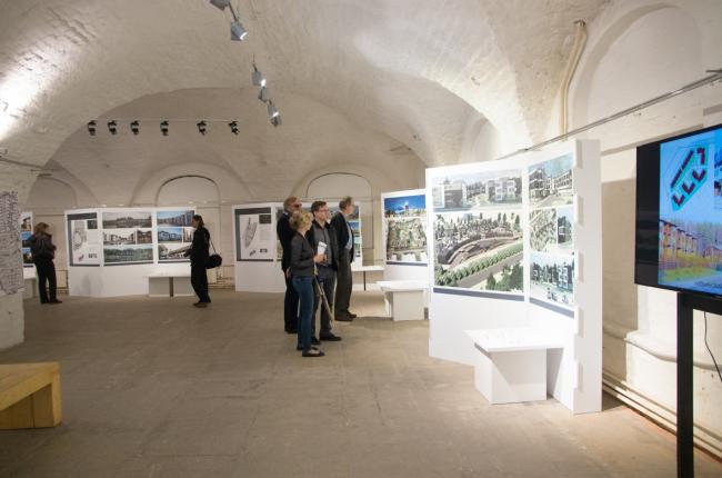 Выставка «Город Архитектуриум» © «Архитектуриум» / Юрий Панкратов