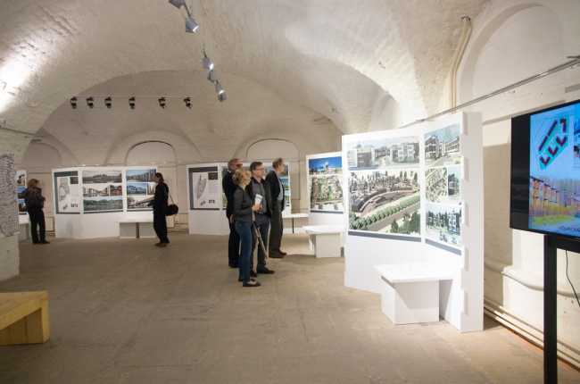 """Architecturium City"" Exhibition © ""Architecturium""/ Yuri Pankratov"