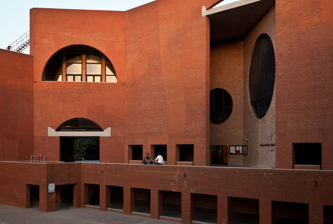 Индийский институт менеджмента в Ахмедабаде