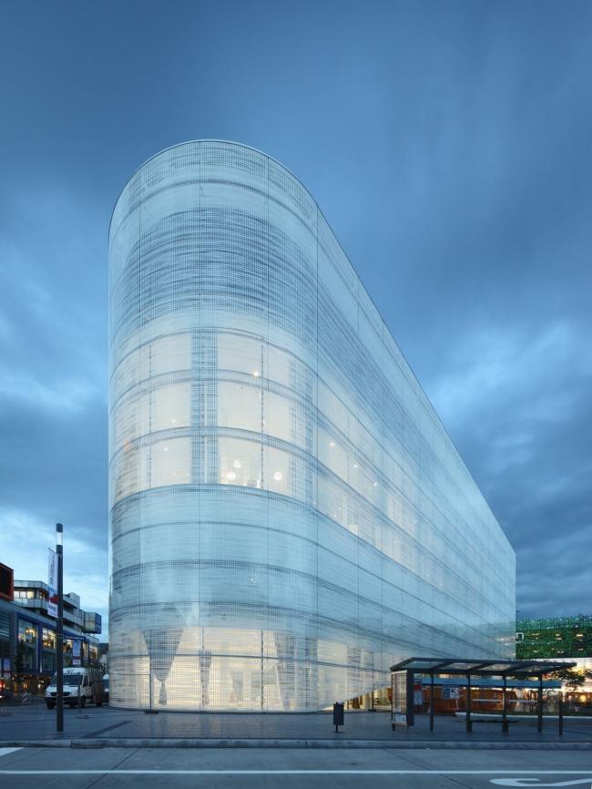 Здание Kulturbau © Thomas Eicken