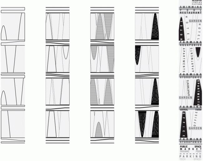 Силуэт здания © TOTEMENT / PAPER