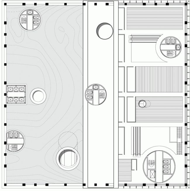План: уровень биоферм © TOTEMENT / PAPER