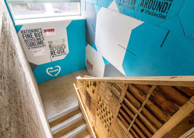 Waste House © BBM Sustainable Design