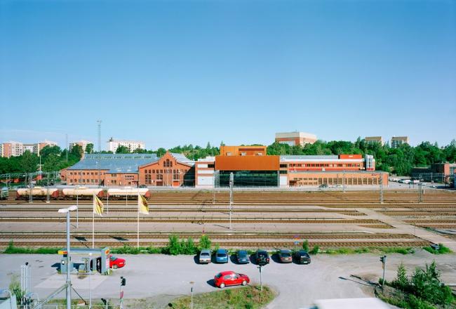 Пекка Вапаавуори. Центр Logomo в Турку © Jussi Tiainen