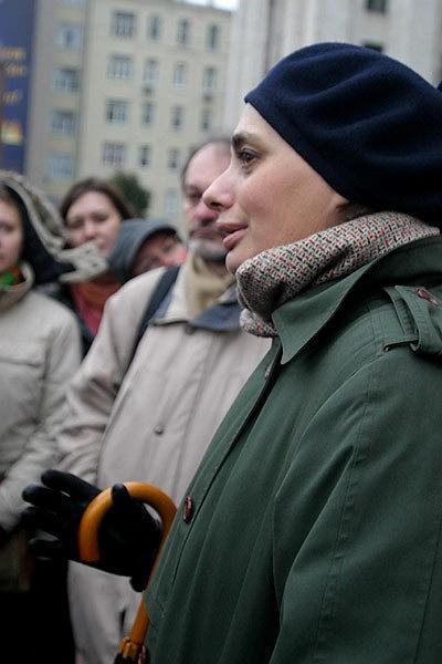 Наталья Душкина. Фотография ank17. Источник: http://community.livejournal.com/ moskultprog/17269.html#cutid1