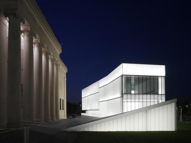 Музей искусства Нельсон-Эткинс в Канзас-сити © Andy Ryan
