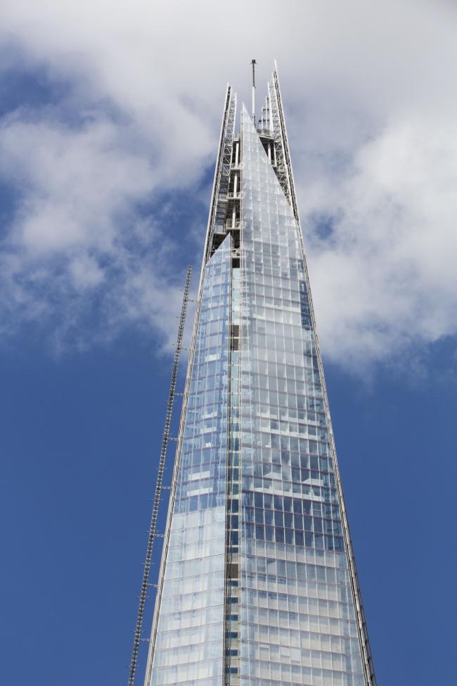 Башня The Shard © Michel Denancé