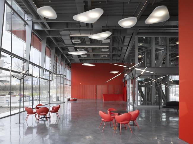 Штаб-квартира GL Events © Roland Halbe
