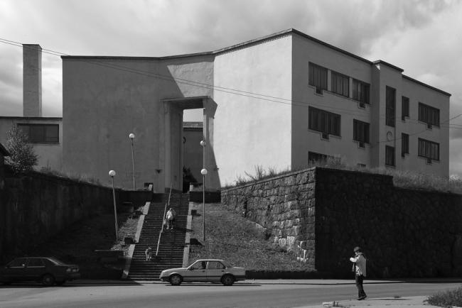 Уно Ульберг. Школа искусств в Выборге. 1930. Фото © Анатолий Белов