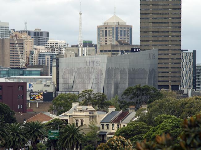 Факультет инженерного дела и информационных технологий Сиднейского технологического университета © Richard Glover